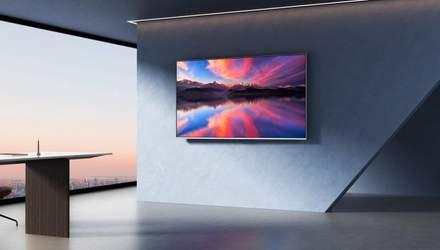 Xiaomi MI TV Q1: 75-дюймовий телевізор презентували в Європі – ціна