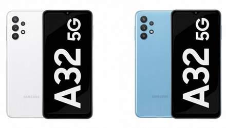 Samsung представила в Европе свой самый доступный смартфон с 5G