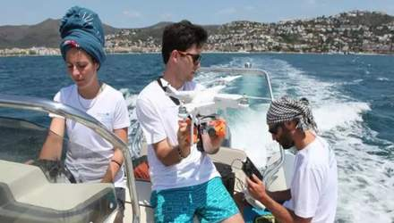 Для порятунку довкілля: штучний інтелект навчили виявляти сміття в океані з повітря