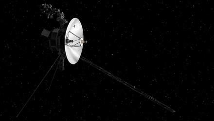 """NASA відновило канал зв'язку із зондом """"Вояджер-2"""""""