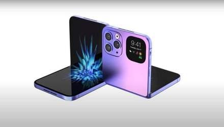 З'явилися нові цікаві деталі про гнучкий iPhone