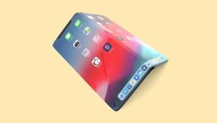 Apple представить складаний смартфон з підтримкою Apple Pencil в 2023 році