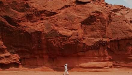 Вчені знайшли спосіб забезпечити марсіанських колоністів киснем
