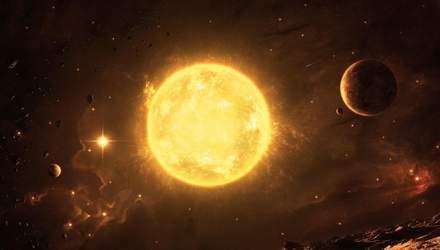 Дослідники виявили планетну систему, де центральна зірка і планети обертаються в різні боки