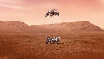 Perseverance сідає на Марс: усе що потрібно знати про місію NASA на Червоній планеті