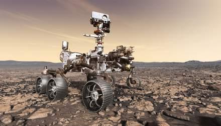 Perseverance здійснив успішну посадку на Марс: перші фото з поверхні