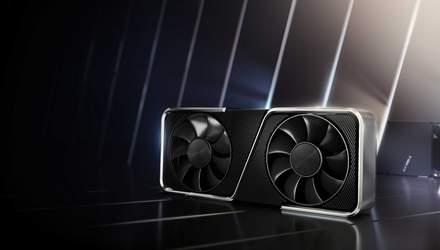 Nvidia сповільнить графічні процесори GeForce RTX 3060: все заради геймерів