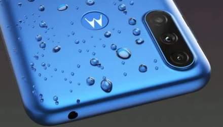 Motorola официально представила 100-долларовый бюджетник Moto E7 Power