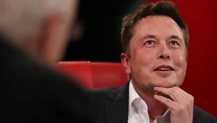 Маск вирішив відгукнутися про курс біткойна: каже, що завищений