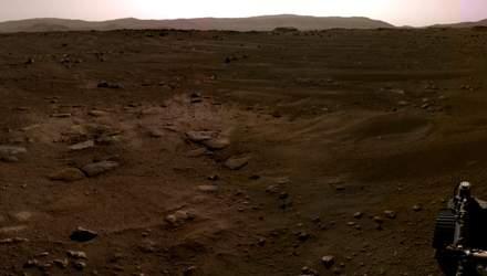 NASA використовує карту Марса для Perseverance, яку створив український розробник