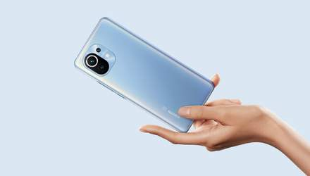 Довгоочікуваний флагман Xiaomi Mi 11 презентували в Україні