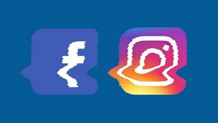 Глобальный сбой в Facebook и Instagram: пользователи не могут отправлять сообщения