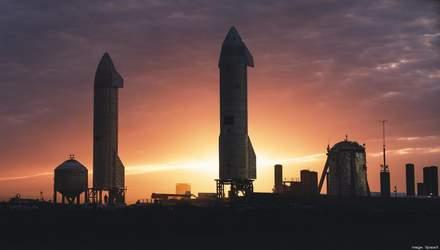 SpaceX применит морской космодром в проекте Starship до конца года