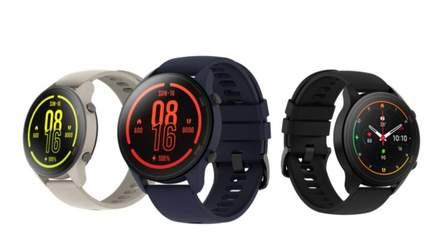 Смарт-годинник Xiaomi Mi Watch Lite з датчиком зовнішнього тиску презентували в Україні