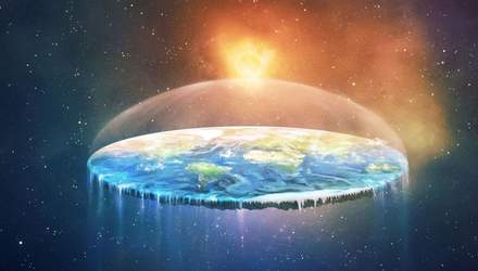 Марк Голд хочет отправить в космос сторонников теории плоской Земли