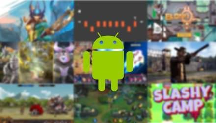 Найкращі ігрові новинки на Android: травнева підбірка