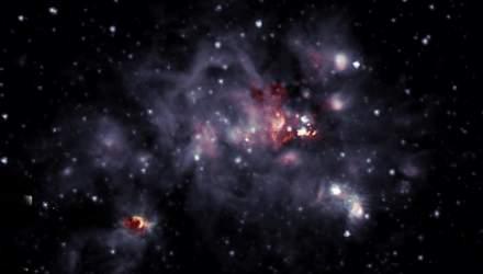 Колиска зірок: фото туманності у якій народжуються нові світила