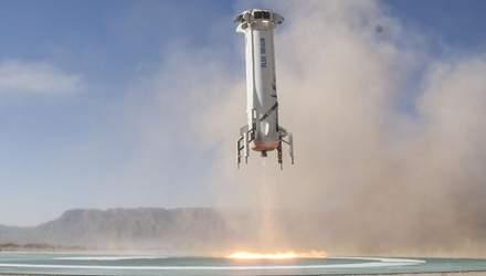 Компанія Джеффа Безоса запустила онлайн-аукціон: розігрується політ в космос