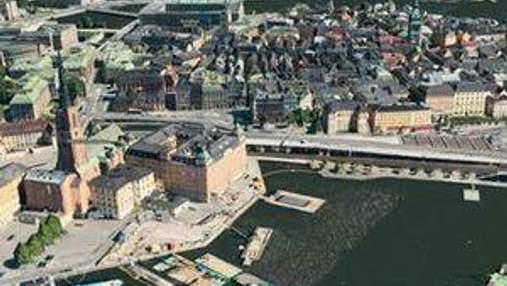 Nokia выпустила трехмерные карты 20 городов мира