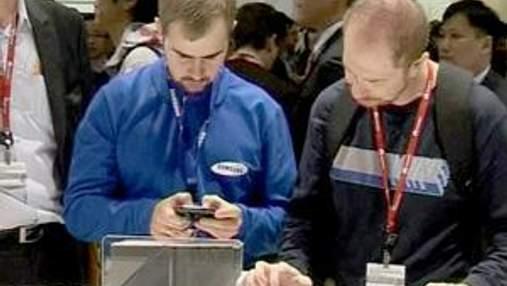 Samsung подала зустрічний позов проти Apple