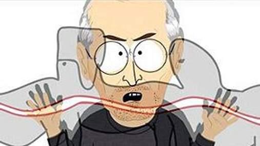 Первая серия нового сезона South Park посвящена компании Apple (ВИДЕО)
