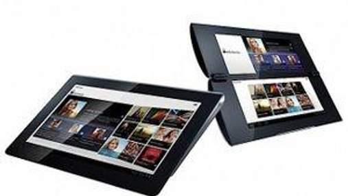 Sony представила  два планшета Android 3.0