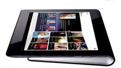 Sony представила два планшетных компьютера S1 и S2