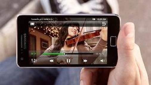 Начались продажи смартфонов Samsung Galaxy S II