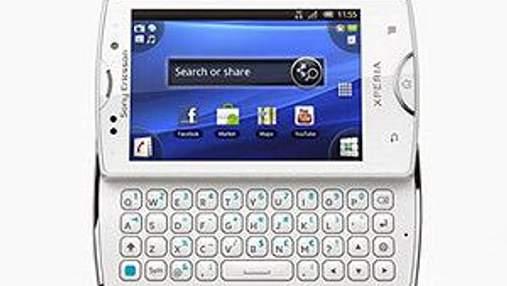 Sony Ericsson обновила Xperia mini