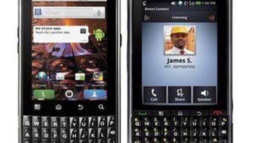 Motorola випустила смартфони бізнес-класу на платформі Android