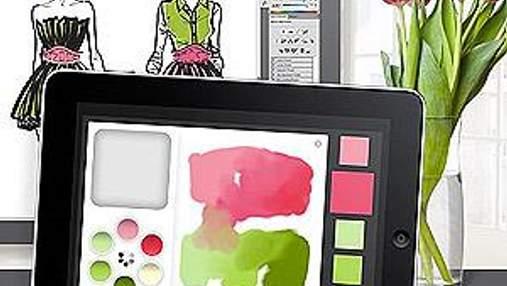 Adobe представила додатки Photoshop Touch для планшетних пристроїв