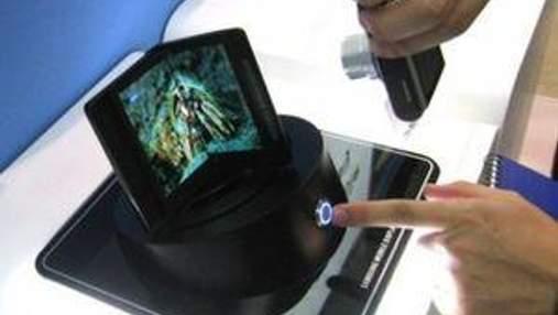 Инженеры Samsung изобрели дисплей, который складывается пополам