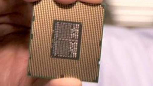 Новое чудо техники от Intel - самый быстрый процессор