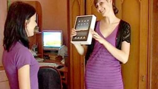 """Визначилась власниця другого iPad від телеканалу """"24"""""""