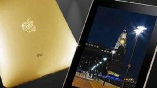 Camael створила золотий iPad за 1,2 млн. доларів