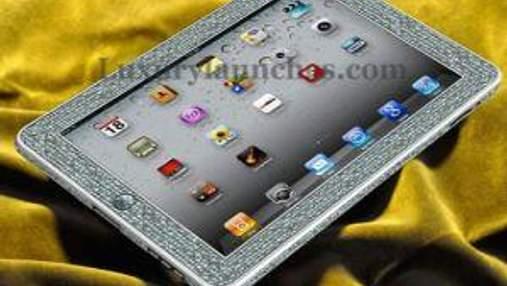 Компанія Camael випустила діамантовий іPad за 1,2 мільйона доларів