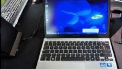 Samsung показала ноутбуки третей серии