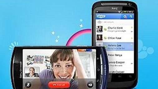 У Skype для Android з'явилась функція відеочату
