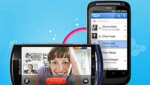 У Skype для Android появилась функция видеочата