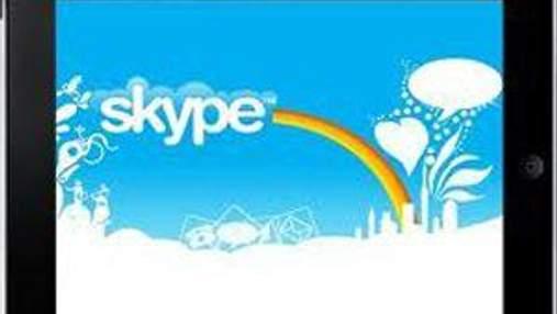 Skype для iPad повернули користувачам