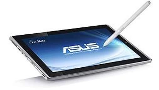 Asus представив планшет на Windows 7