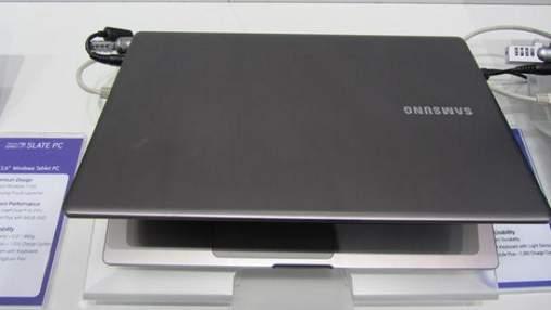 Компанія Samsung на виставці IFA 2011 представила свої ноутбуки