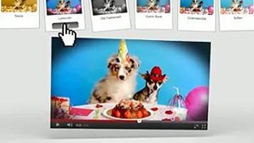 YouTube запустил редактор видео с новыми эффектами