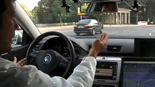 Система автономного управления автомобилем стоит 400 тыс. евро