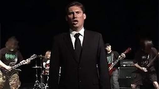 Польский политик для агитации запел в стиле хэви-металл (ВИДЕО)