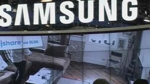 Samsung випередив Apple i Nokia за продажами смартфонів