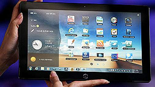 Samsung працює над планшетом на Windows 8