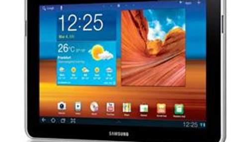 Samsung таки продаватиме планшети у Німеччині