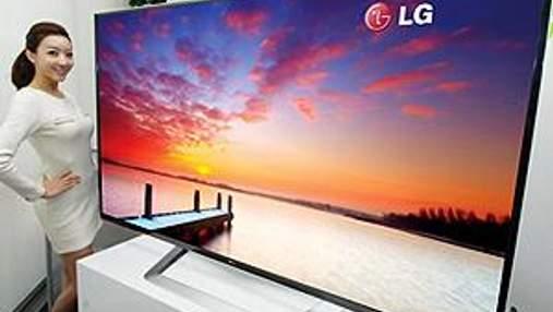 LG зробить найбільший у світі 3D-телевізор