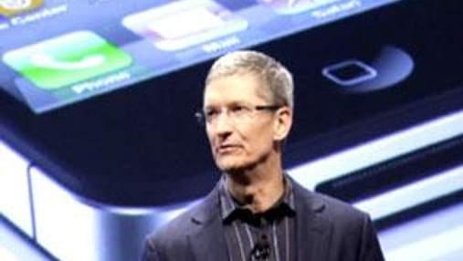 Тим Кук стал самым высокооплачиваемым руководителем Apple за всю историю компании